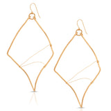 Makeda Diamond Earrings