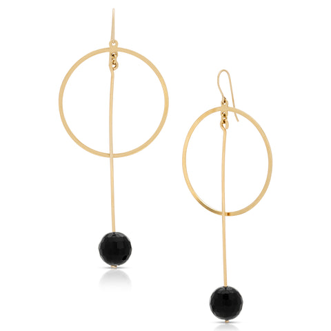 Zaria Pendulum Earrings
