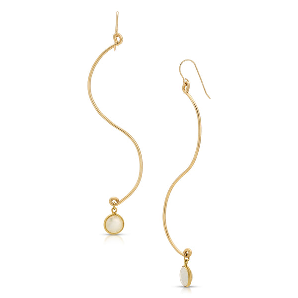 TUNIS Pearl Earrings
