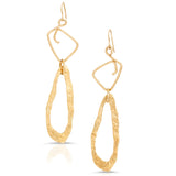BAMAKO Gold Earrings