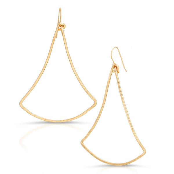 DAKAR Triangle  Earrings