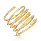 Adola Gold Wrap Ring