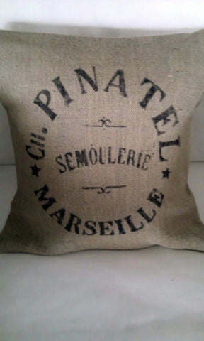 Pinatel Grain Sack Cushion