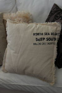 Deep Sea Square Cushion