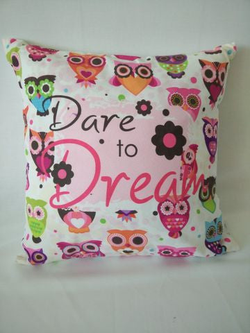 Cushion - Dare to Dream