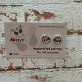 Carbon Earrings- Assorted designs