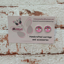 Glass dome Earrings- Assorted designs by Missy's Handcrafted earrings
