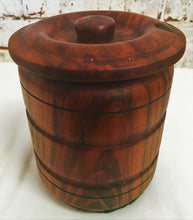 Large Wood Container- Ross Walker