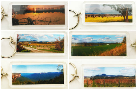 Key Rings - Various images by Emay Images