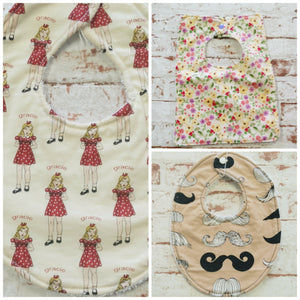 Bibs - Various Designs from Little Glitz by Amanda