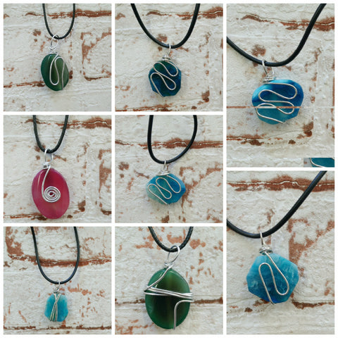 Necklaces - Assorted designs from The Sarbie Collection