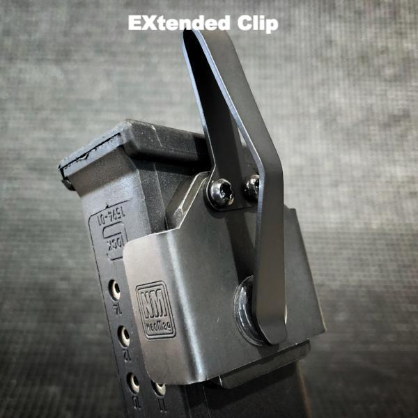 cerekote black clip neomag for glock, smith & wesson, CZ, Springfield