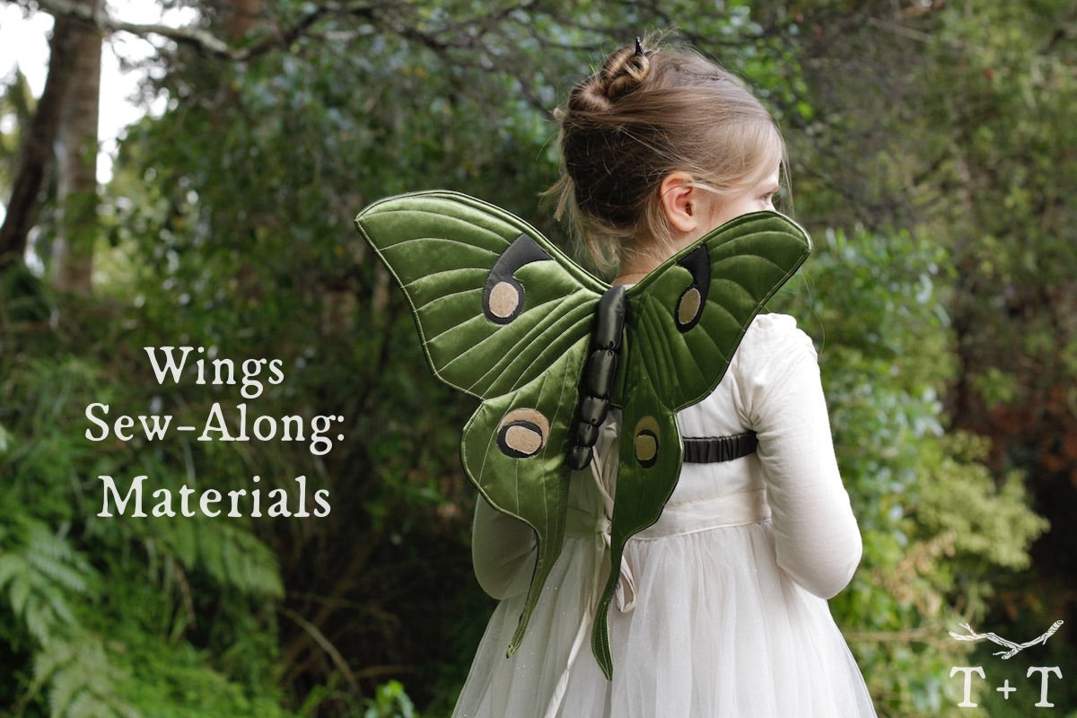 Wings Sew-Along - Materials