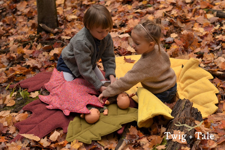 Introducing the North American Leaf Blanket Collection