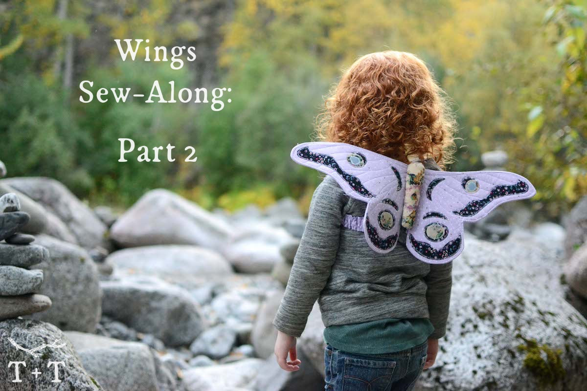 Wings Sew-Along: Part 2 - Quilting