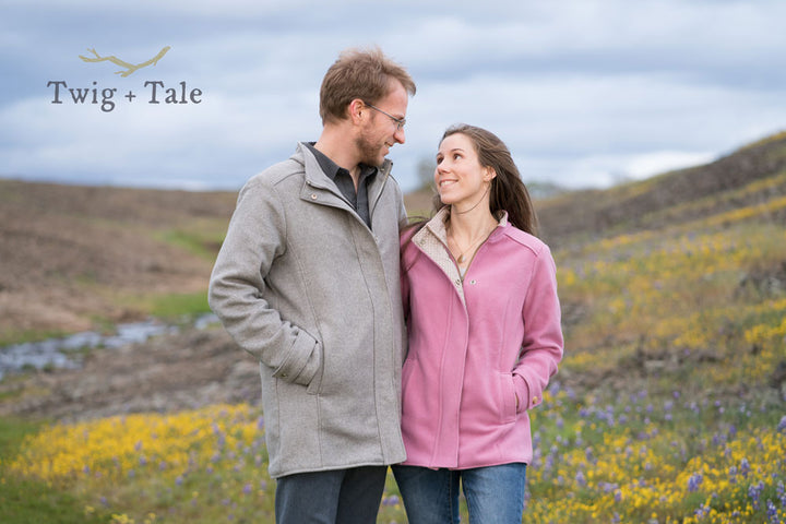 Introducing the Forester Coat for Men and Women