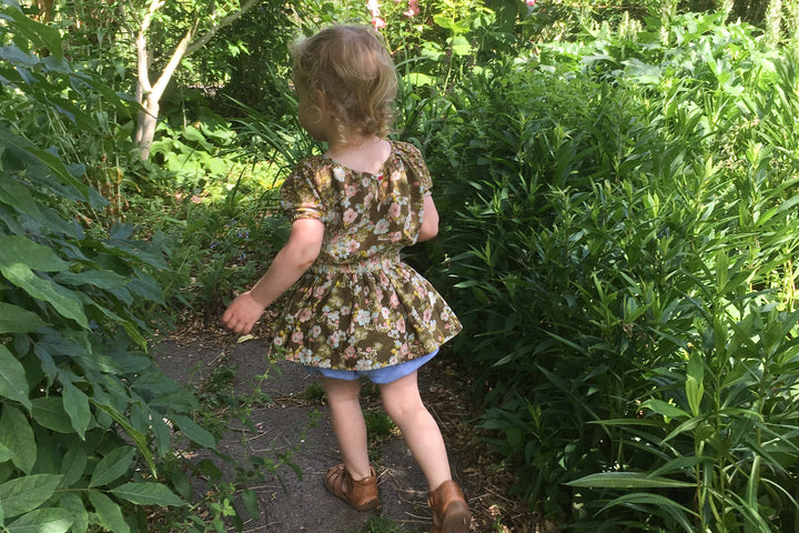 How to Make a Driftwood Vintage Dress