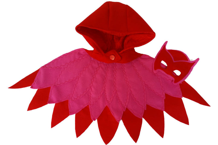 How to Make an Owlette Costume