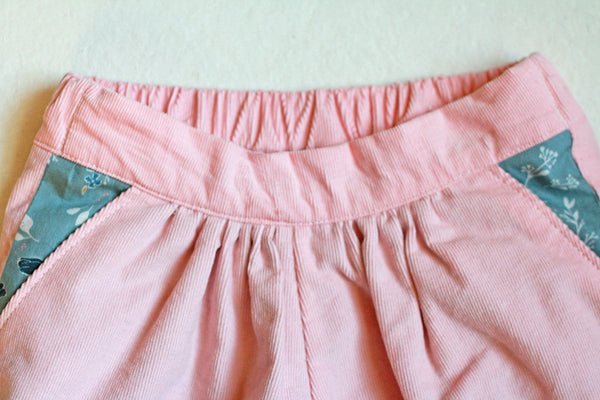 How to make Reversible Pixie Shorts by Twig + Tale 6