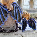 toy Dragon wings pdf sewing pattern by twig + tale