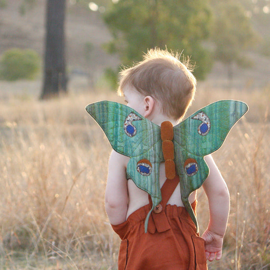 Luna Butterfly Wings digital sewing pattern by Twig + Tale 2