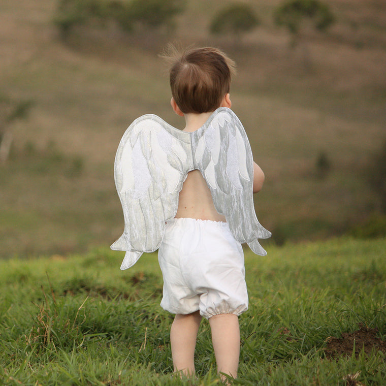 boys angel wings sewing pattern