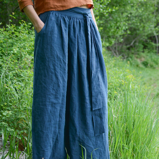 Maxi length Meadow Skirt - PDF digital sewing pattern by Twig + Tale