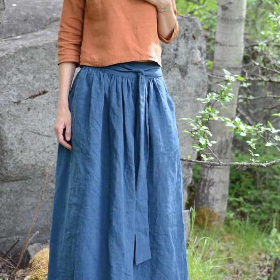 Meadow Skirt digital sewing pattern by Twig and Tale 20