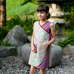 Petal Wrap Dress + Tunic digital sewing pattern by Twig and Tale