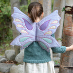 Woodland Sprite Fairy wings - PDF digital sewing pattern by Twig and Tale 2