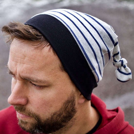 Mens Hat sewing pattern by Twig + Tale