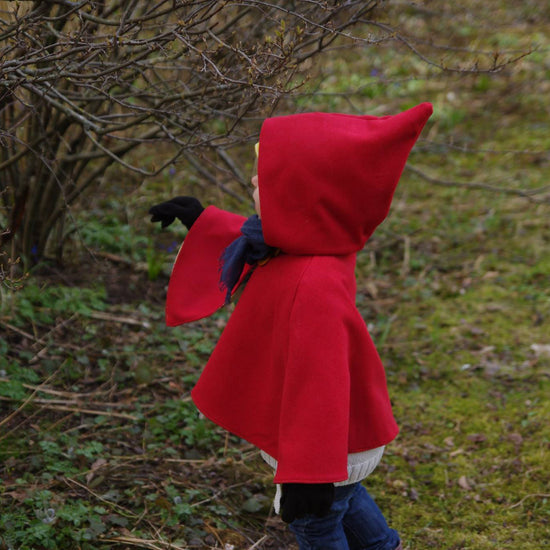 Babies - Little Red Riding Hood sewing pattern by Twig + Tale