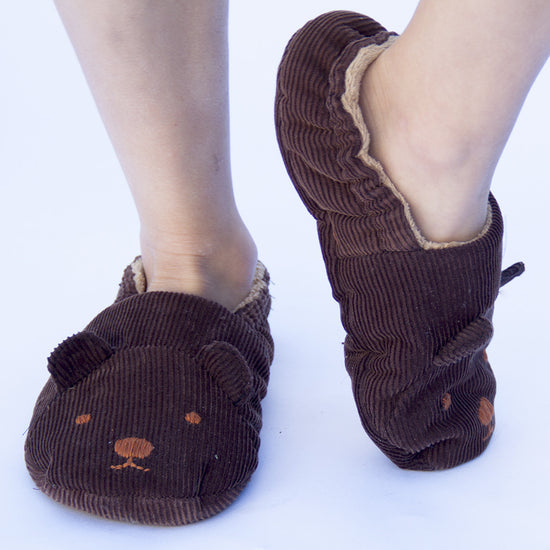 Animal Themed Slippers - Twig + Tale  - Digital PDF sewing pattern 7