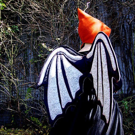 Dragon Wings PDF digital Sewing pattern by Twig + Tale 7