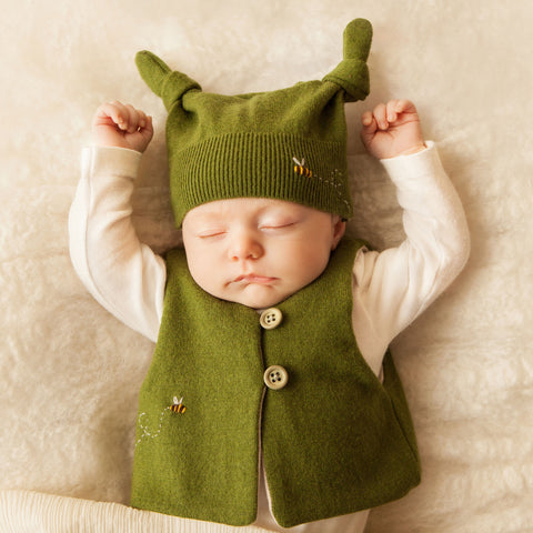 Baby Knot Hat by Twig + Tale