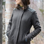 Women's Forester Coat - PDF digital sewing pattern by Twig + Tale 5
