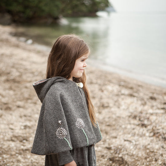 Traveller Cape - PDF digital sewing pattern by Twig + Tale - 2
