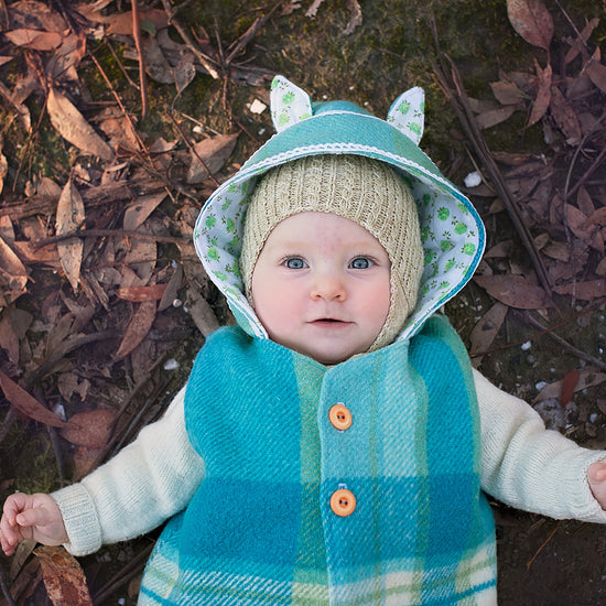 Baby Animal Vest - Twig and Tale - Digital PDF sewing pattern 5