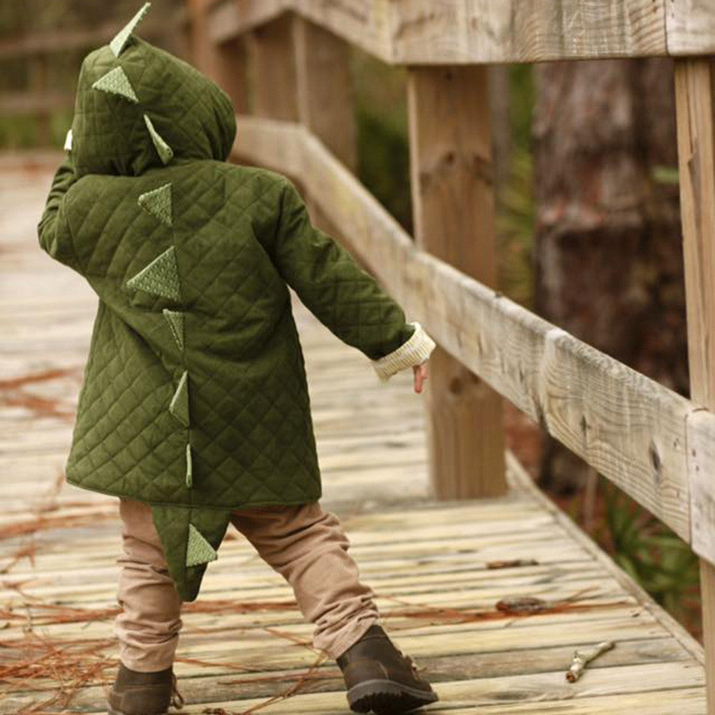 Wild Things Coat - Twig + Tale  - Digital PDF Download - 9