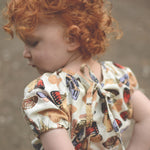 Baby driftwood blouse and dress - Twig and Tale - PDF digital sewing pattern 14