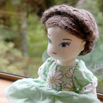 Fleur - Doll Pattern Bundle ~ cloth doll + her clothes