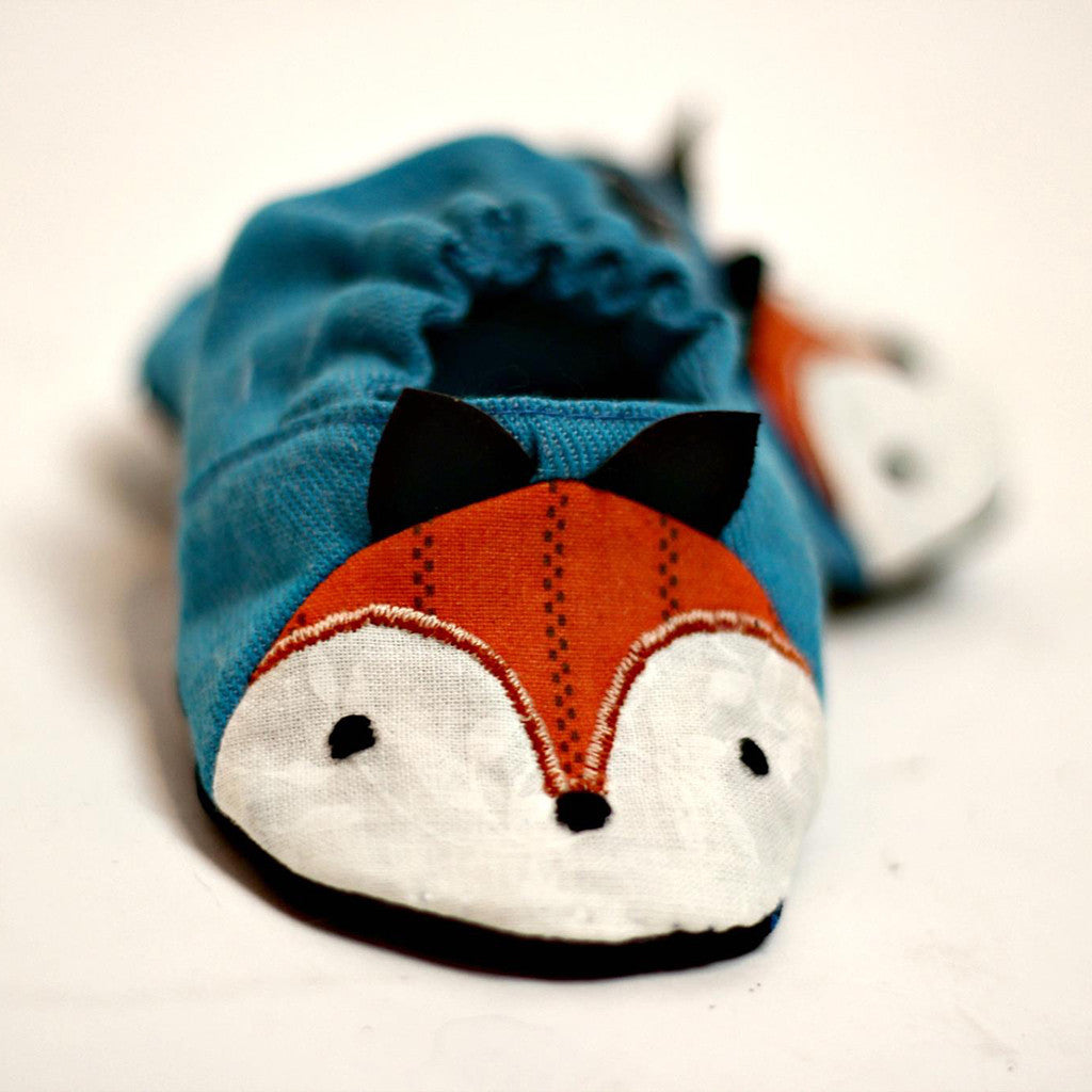 Wild Things Baby Shoes - Twig + Tale  - Digital PDF Download - 6