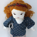 Briar - Doll Pattern Bundle ~ cloth doll + her clothes