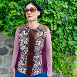 Women's Trailblazer Vest - PDF sewing pattern by Twig + Tale 16
