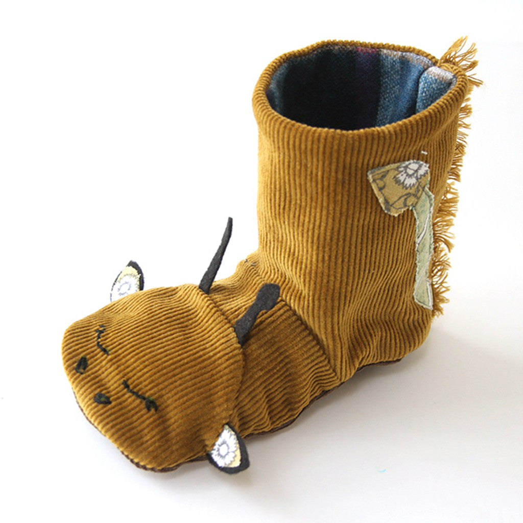Wild Things Boots for Big Kids - Twig + Tale  - Digital PDF Download - 12