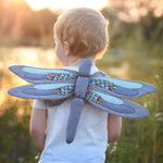 dragonfly wings digital PDF sewing pattern by Twig + Tale