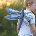 dragonfly wings digital PDF sewing pattern by Twig + Tale 6