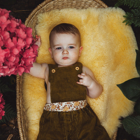 Baby - Bottoms - Pixie Romper by Twig and Tale - PDF digital sewing pattern