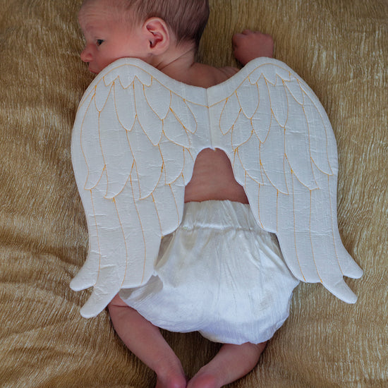 angel wings newborn photography prop pdf sewing pattern by twig + tale