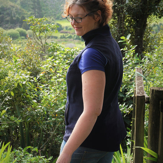Women's Trailblazer Vest - PDF sewing pattern by Twig + Tale 13